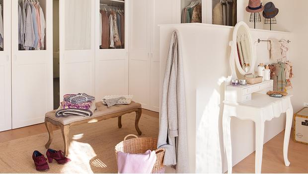 El vestidor ideal