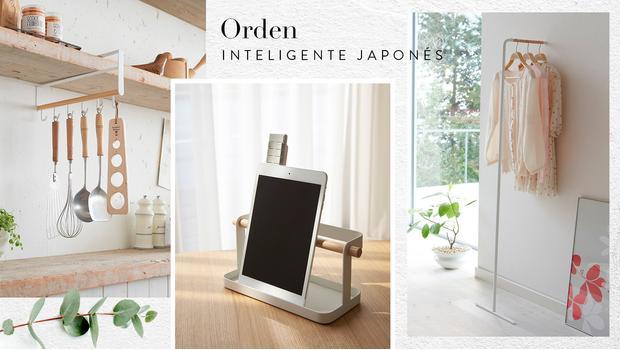 Orden minimalista japonés