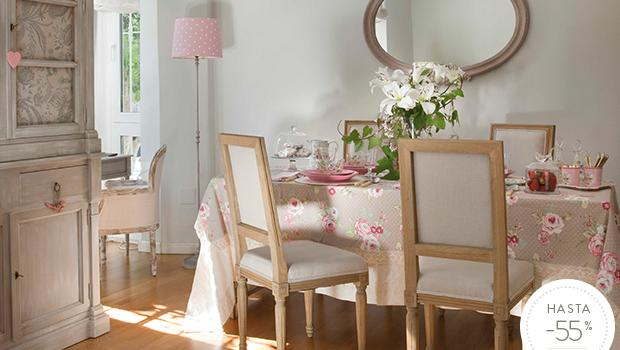Beige, blanco y rosa
