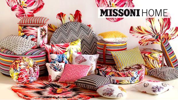 Cojines Missoni Home