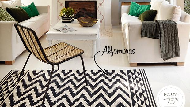 Pinta así tu alfombra y renuévala por menos de lo que te