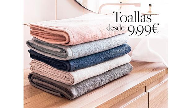 Toallas italianas en algodón