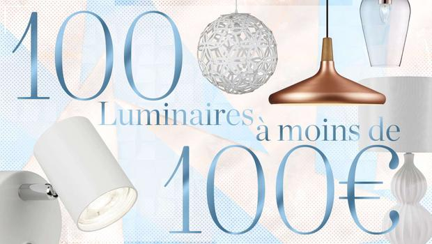 100% luminaires