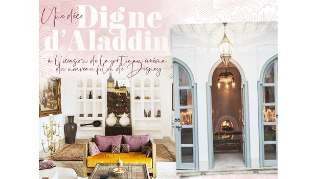 Le conte d'Aladdin