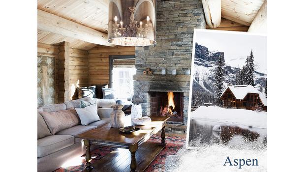 Un chalet à Aspen