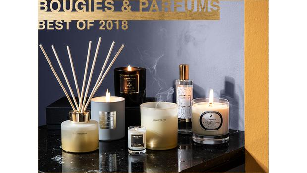 Best of bougies & parfums