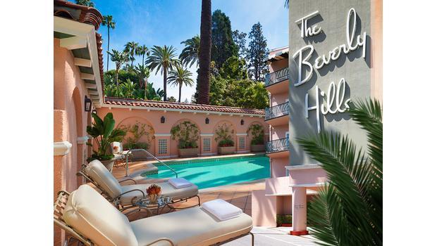 L'hôtel Beverly Hills