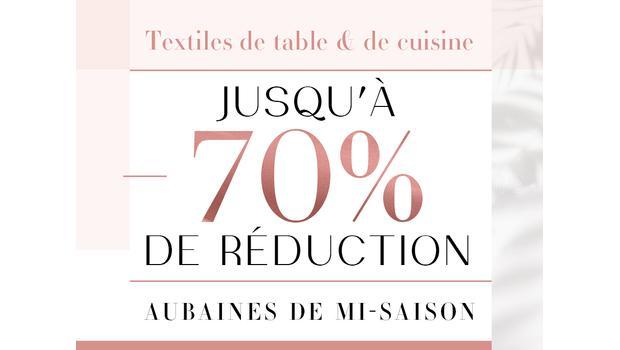 Textiles de table & de cuisine
