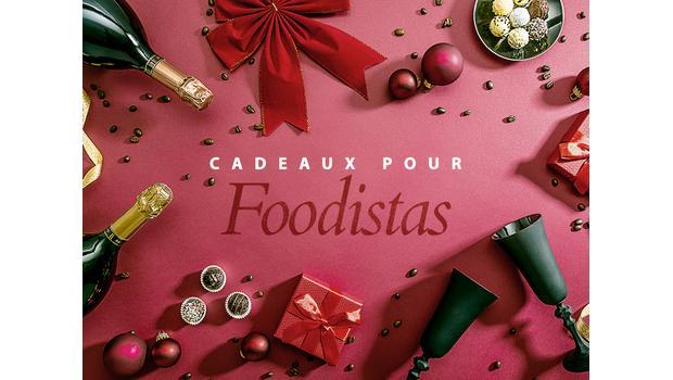 Cadeaux pour les foodistas