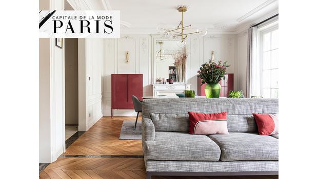 Chic & raffinement à Paris