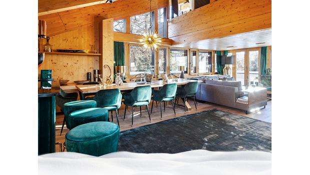 Casa Leopardo à Saint-Moritz