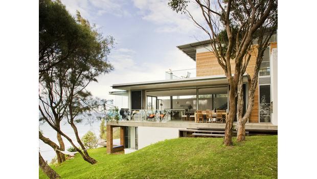 Une maison moderne et épurée
