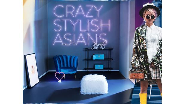 Crazy Asie