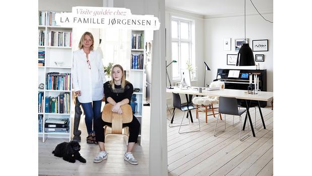 Maison familiale à Copenhague