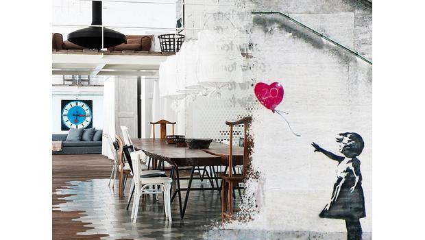 Day of Art - Banksy Lead