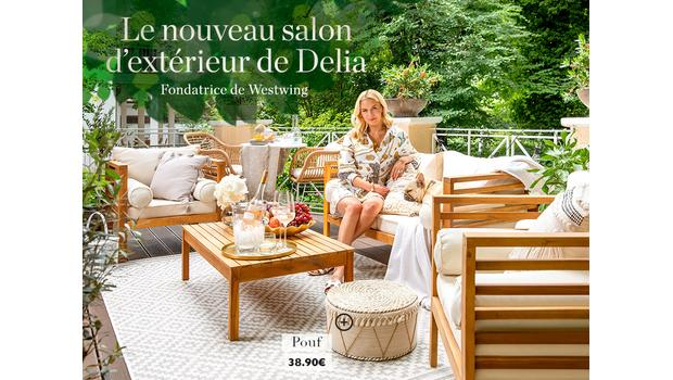 Delias new Terrace Styling