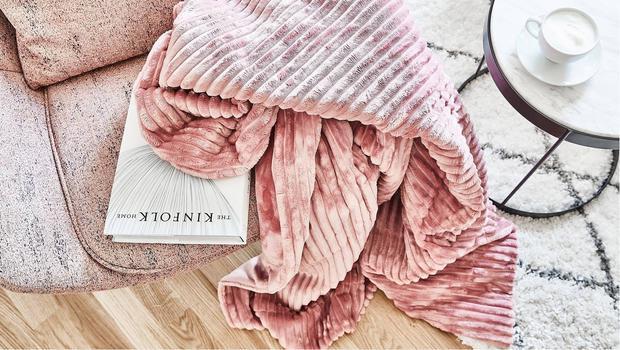 Textile de maison cosy
