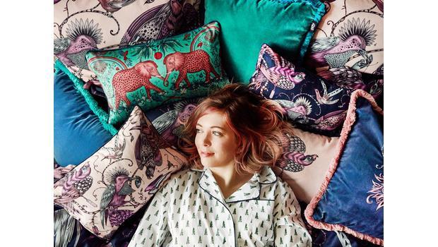 Emma Shipley for Clarke & Clar