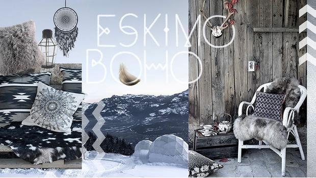Eskimo Boho