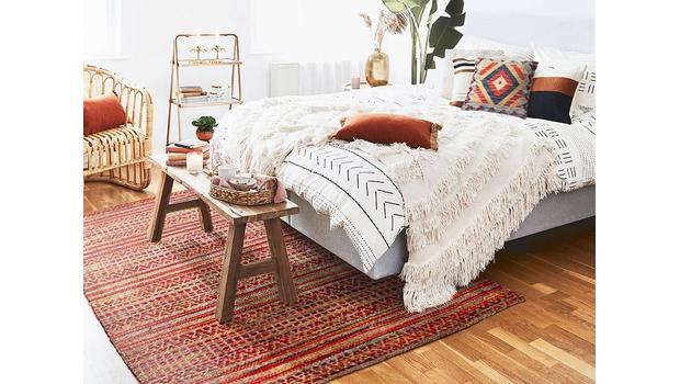 Ethno Look fürs Schlafzimm p.5
