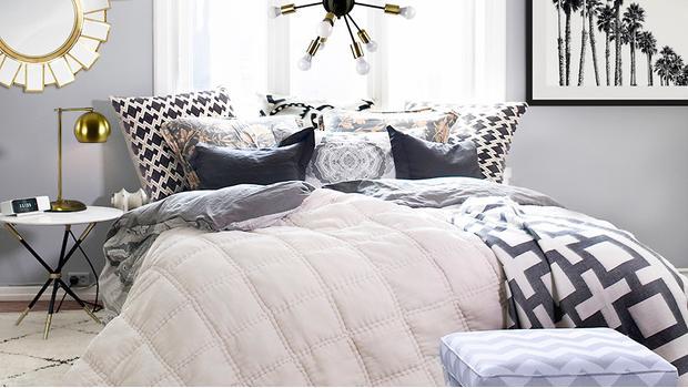 Fashionista Bedroom