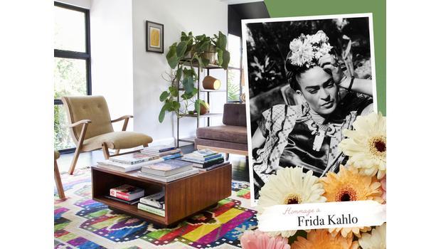 Icône artistique : Frida Kahlo