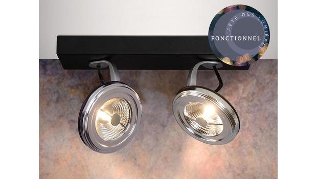 Luminaires fonctionnels
