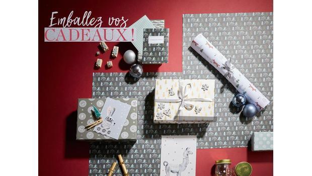 Emballez vos cadeaux!