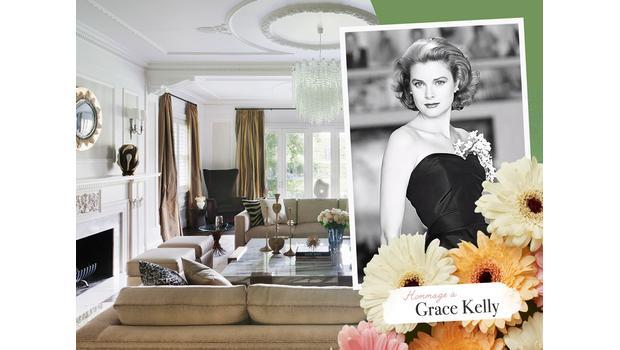 Icône de style : Grace Kelly