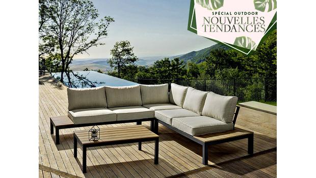 Trend : Le nouvel OUTDOOR