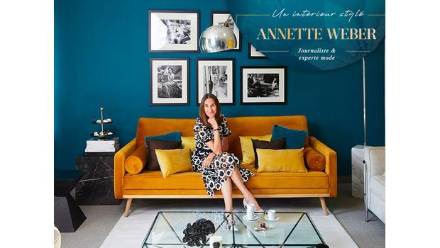 Homestory Annette Weber