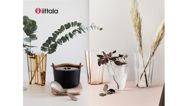 Design finlandais avec iittala