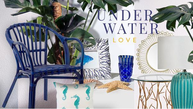 Inspiration Unterwasserwelt