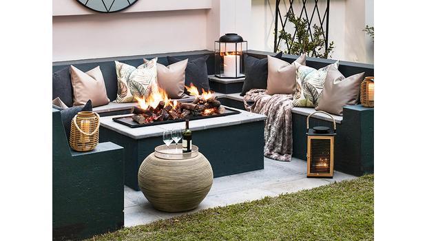 Éclairages & cheminées outdoor