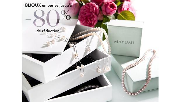 Mayumi, la magie des perles