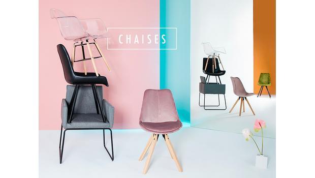 Les chaises que l'on adore