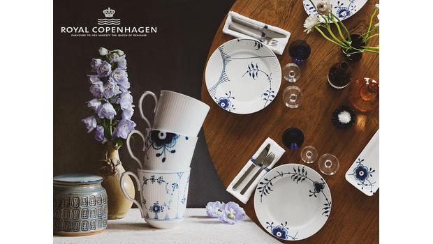 Porcelaine Royal Copenhagen