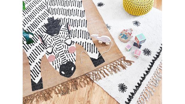 Des tapis pour enfants