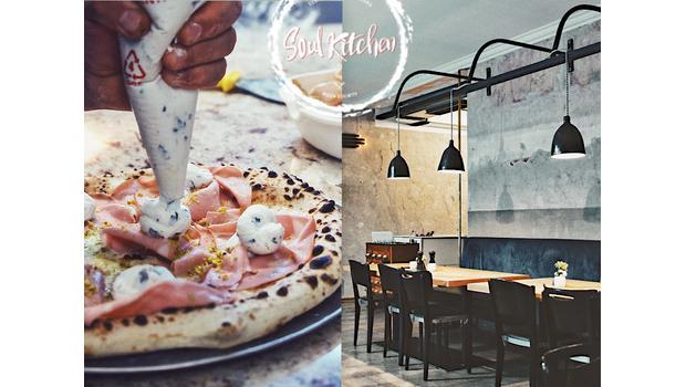 Ambiance pizzeria