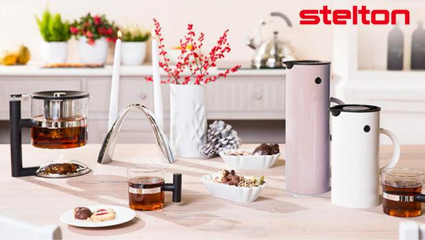 L'art de la table par Stelton :