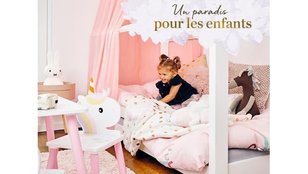 Une adorable chambre d'enfant