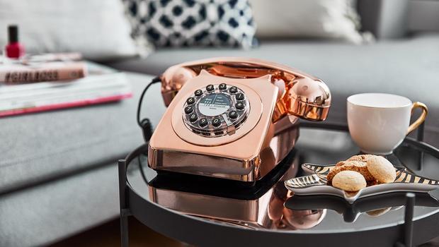 Un téléphone rétro ?