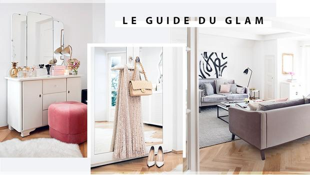 Le style glam