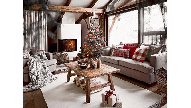 Un Noël au look traditionnel
