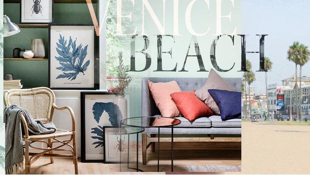 Inspiration déco Venice Beach