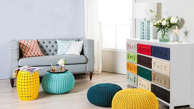 We love colours!