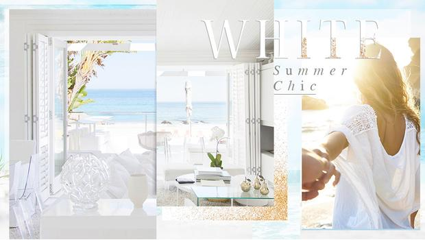 Blanc & gold : le duo chic