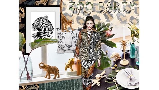 Trend alert : le Zoo