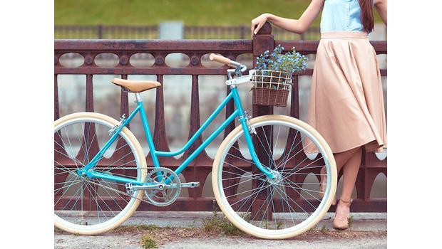 Jolies bicyclettes