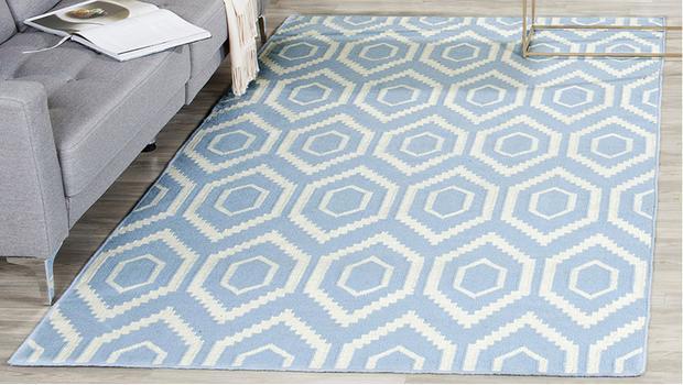 100% tapis pastel